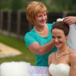 kāzu rīts, līgavas plīvurs