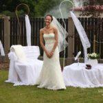līgava, internacionālas kāzas