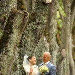 kāzas angļu valodā, kāzu fotogrāfijas, aleja kāzās