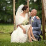jaunais pāris, kāzas divās valodās