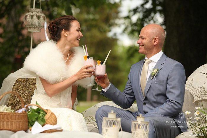 romantiskais gadiņš kāzās