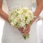 līgavas pušķis, kāzas divās valodās, līgava kāzās