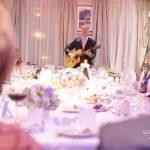 kāzu muzikants, ģitāra kāzās