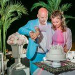 kāzu torte, kāzas krievu valodā