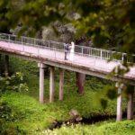 kāzu pasākumi, tilts kāzās, kāzu foto
