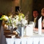 kāzu galdu noformējumi