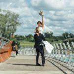 Kāzas Jelgavā, Mītavas tilts