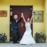 iepazīšanās skolā, kāzas Jelgavā
