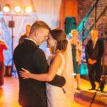jaunā pāra pirmā deja, kāzas Debesu bļodā