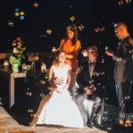 kāzu mičošana, viesu nams Debesu bļoda