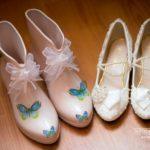 kāzu kurpes, oriģinālas kāzas