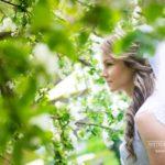 māksliniecisks kāzu foto, līgava