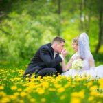 kāzu fotosesija pļavā, Edgars Pohevičs