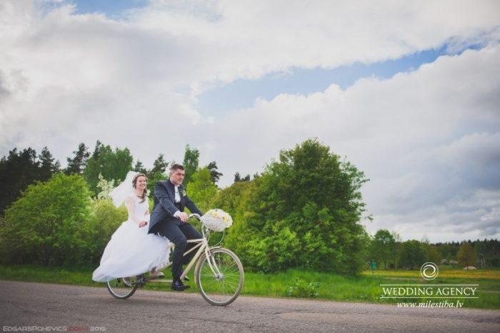 oriģināla kāzu fotosesija, Edgars Pohevičs