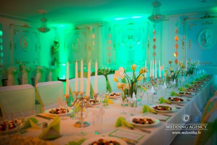 viesu nams Sapņu saliņa, kāzu viesību zāle