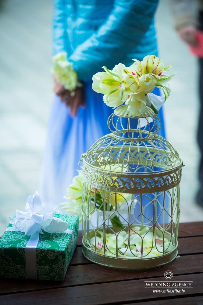 viesu nams Sapņu saliņa, kāzu noformējums