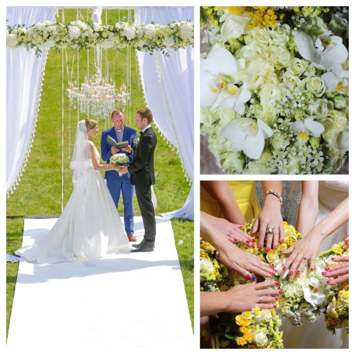 ceremonija ārā, Mežotnes pils, vip kāzas