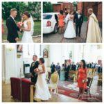 Laulību ceremonija baznīcā, kāzas Jelgavā