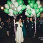 baloni kāzās