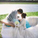 Jodo kāzas, Natālija stiliste, kāzas