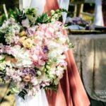 dekorācijas kāzās, kāzu floristika