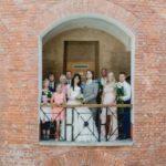 Ventspils Livonijas ordeņa pils kāzās