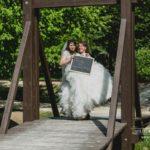 tilts kāzās, kāzu fotosesijas
