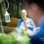 saksofons kāzās, kāzu muzikants