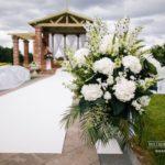 kāzu dekorācijas, Bīriņu pils