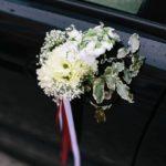 Latvijas karogs kāzās