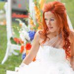koši kāzu foto, koša līgava, oriģinālas kāzas