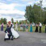 jautras kāzas, kāzas Gulbenē