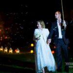kāzu mičošana, burbuļi kāzās