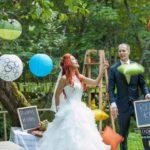 idejas oriģinālai kāzu fotosesijai