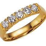 Saderināšanās gredzeni, Schalins gredzeni, gredzeni ar briljantiem