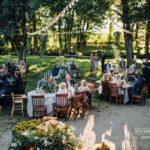 dārza svētku kāzas