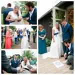 Gints Grāvels kāzās, kāzu vakara vadītājs