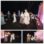 lauku stilā kāzas