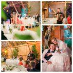 kāzu svinību daļa