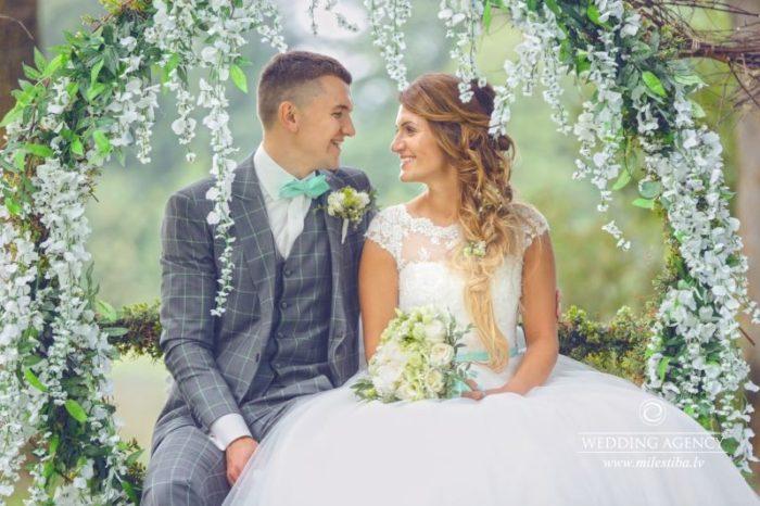 kāzu šūpoles