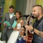 Valters Frīdenbergs kāzās, kāzu muzikanti