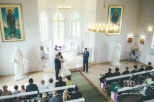 luterāņu baznīcā ceremonija