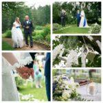 kāzas brīvā dabā