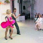 dejotāji pasākumos, Ieva Kemlere, Rolands Šteinbergs