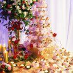 Adoria, kūciņtorte pasākumā, tortes galds