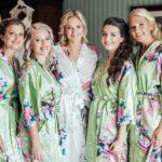 līgavas māsas, kāzu rīts