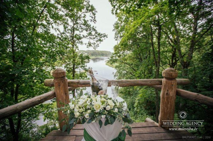 kāzu noformējums