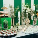 saldumu galds kāzās