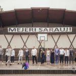 basketbols kāzās, kāzu atrakcijas