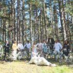 riteņbraukšana kāzās, velosipēdi kāzās